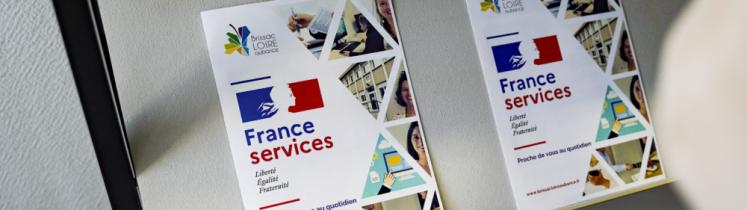 Des brochures France Services