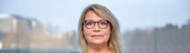 Le Dr Christelle Ratignier-Carbonneil, directrice générale de l'Agence nationale de sécurité du médicament (ANSM).