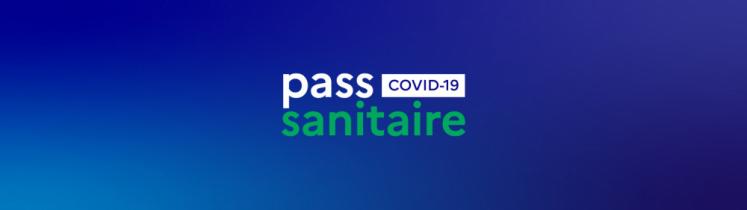 Le visuel du « pass sanitaire »