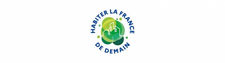 Logo habiter la France de demain