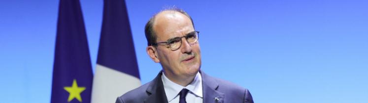 Le Premier ministre Jean Castex à Saint-Dizier