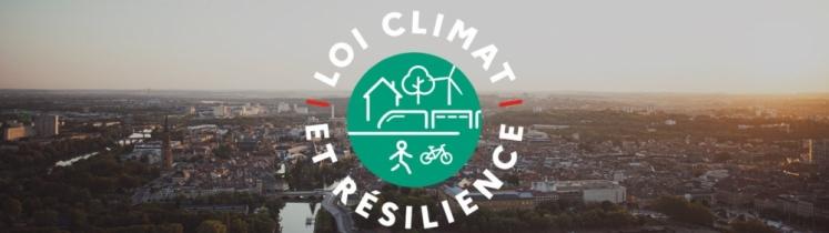 La loi Climat et Résilience ancre l'écologie dans le quotidien des Français