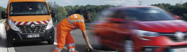 Sécurité des agents des routes