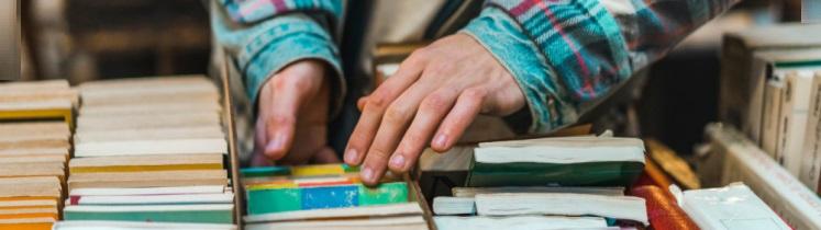 Le « pass culture » peut être utilisé pour l'achat de livres.