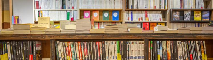 Livres en rayon