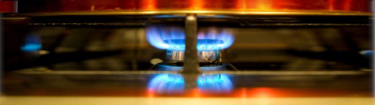 Image d'un brûleur de gazinière