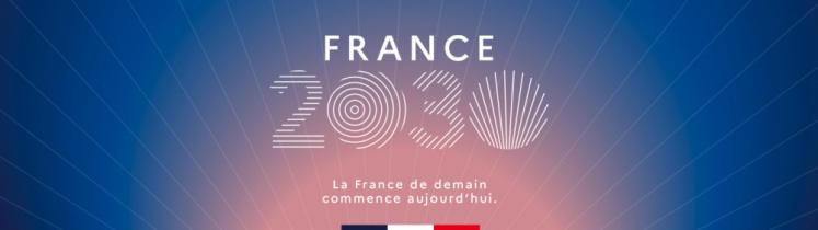 Le logo de France 2030