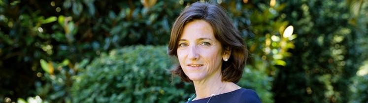 Portrait de Nathalie Élimas