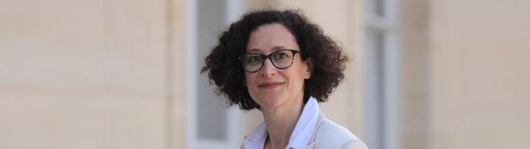 Portrait d'Emmanuelle Wargon