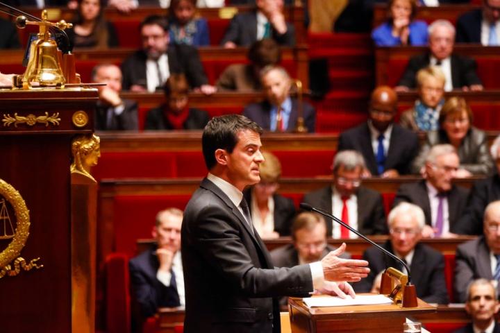 Hommage aux victimes des attentats  : discours de Manuel Valls  Version augmentée