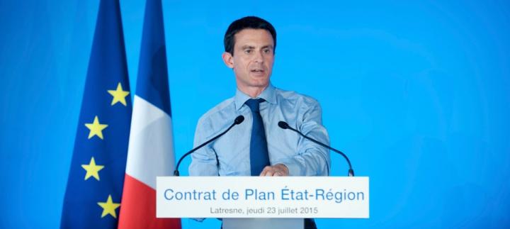 """CPER Aquitaine : """"L'enjeu du contrat que nous signons, c'est de donner plus encore"""" de force à la région"""