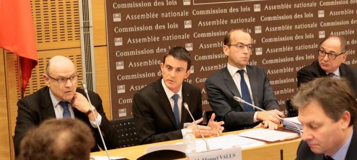 Révision constitutionnelle : synthèse de l'allocution de Manuel Valls lors de la commission des lois
