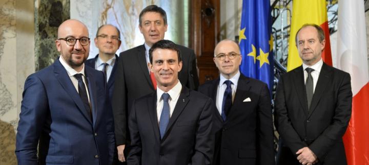 """Lutte contre le terrorisme : """"la France et la Belgique sont confrontées aux mêmes défis"""""""