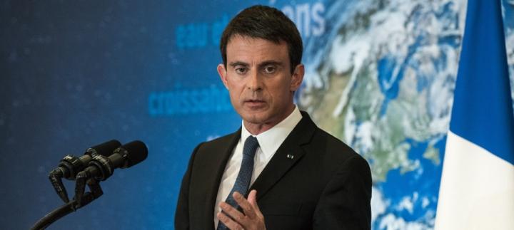 """Conférence environnementale : """"Notre action doit être continue et résolue"""""""