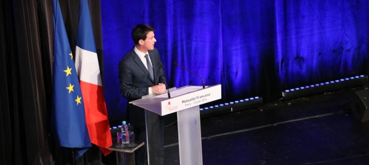 """""""La Mutualité française et les pouvoirs publics savent travailler ensemble, dans l'intérêt  collectif"""""""