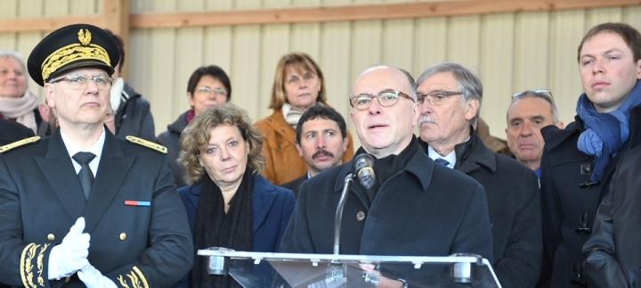 """Ferme des 1000 veaux : """"l'entreprise collective que vous avez conçue à la ferme Saint-Martial présente un caractère d'exemple"""""""