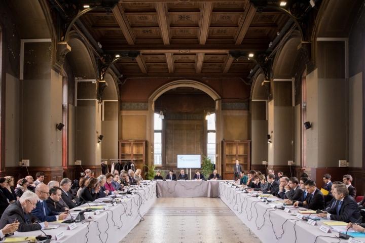 Réunion plénière du Conseil national de l'industrie