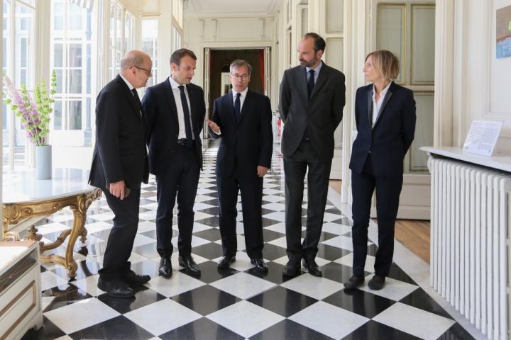 Attentat de Manchester : soutien de la France à la Grande-Bretagne