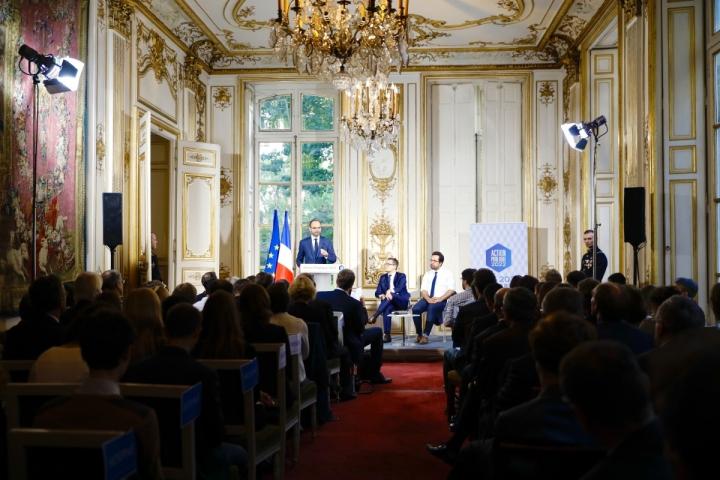 """Lancement du programme """"Action Publique 2022"""""""