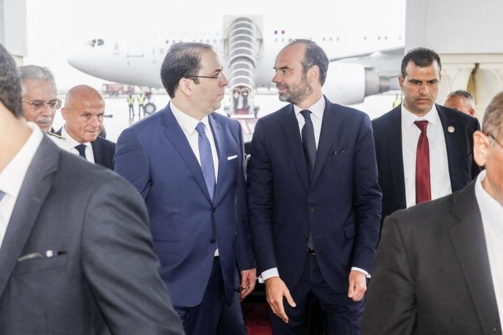 Déplacement à Tunis (Tunisie)
