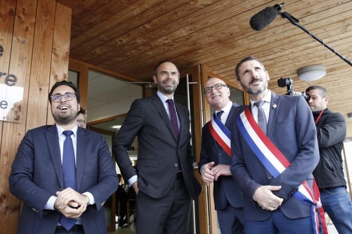 Déplacement dans le Maine-et-Loire : Conférence des Territoires décentralisée et World Electronic Forum