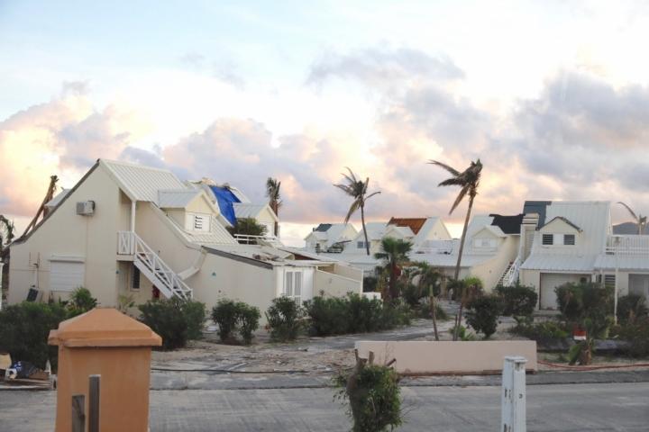 Reconstruction après IRMA : Déplacement du Premier ministre à Saint-Martin