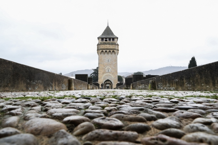 Déplacement à Cahors - Conférence nationale des territoires