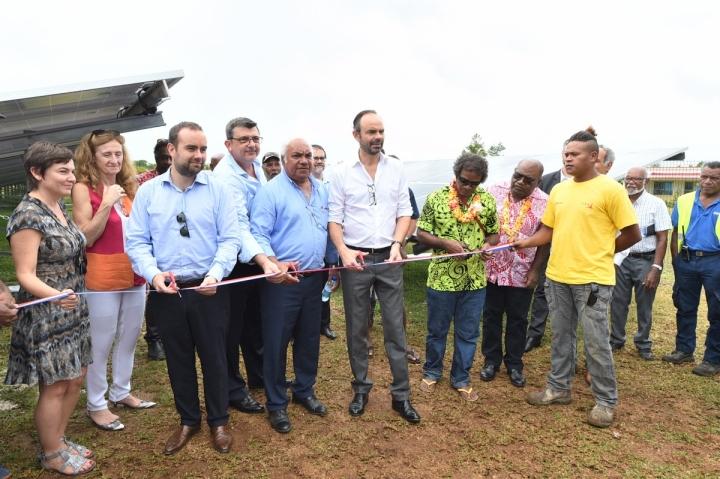 Nouvelle-Calédonie : visites des installations et  des usines de l'archipel