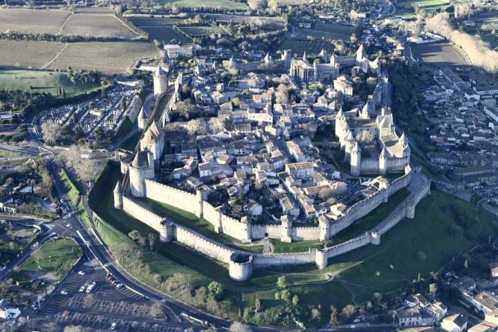 Hommage aux victimes civiles des attentats de Trèbes et de Carcassonne