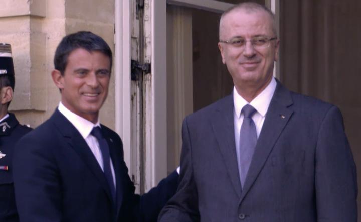 """""""La Palestine sera à nouveau le premier bénéficiaire au monde de l'aide budgétaire française en 2015"""""""