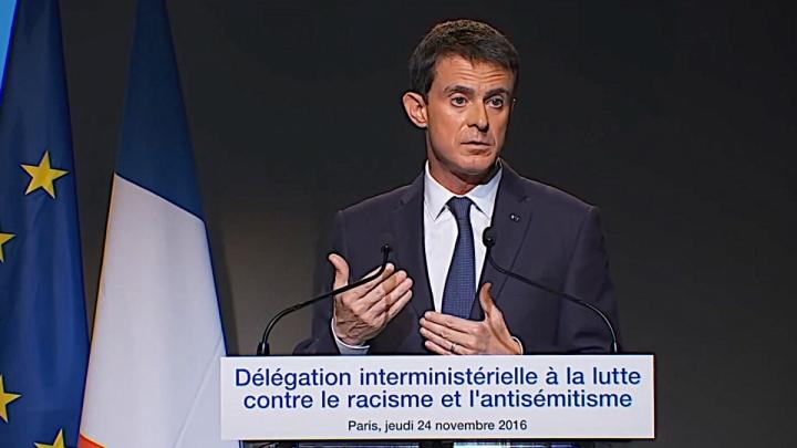 """#TousUnisContrelaHaine : """"Combattre le racisme et l'antisémitisme, c'est l'affaire de la Nation"""""""