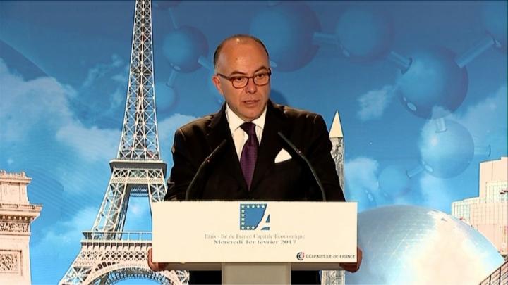 """#GrandParis : """"Un chantier qui permettra de hisser le réseau de transports francilien au niveau des meilleurs"""""""