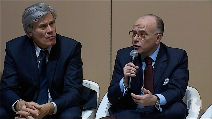 Salon de l'Agriculture : Bernard Cazeneuve favorable à l'étiquetage des produits français