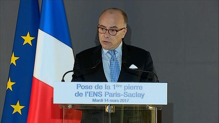 """Paris-Saclay : """"Le potentiel réuni ici représente près de 15% de nos ressources nationales"""""""