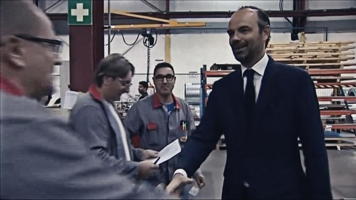 """#PlanEntreprises : """"Nous voulons que la France reparte qu'elle crée des richesses et des emplois"""""""
