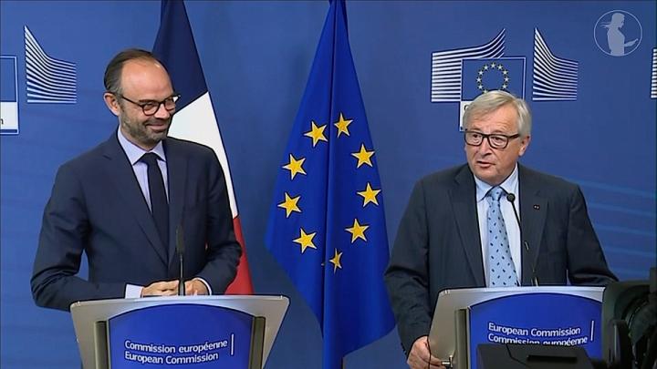 """""""Nous pouvons encore et toujours plus créer les conditions d'une prospérité et d'une puissance européenne"""""""