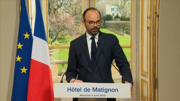 Présentation de la réforme des institutions par le Premier ministre