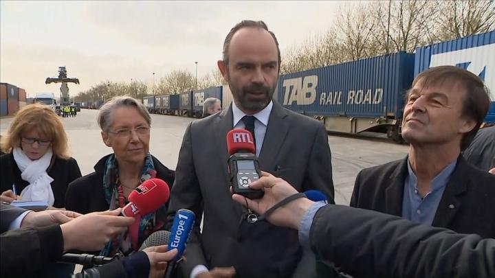 """Fret ferroviaire: """"La France n'est pas au niveau où elle devrait être"""""""