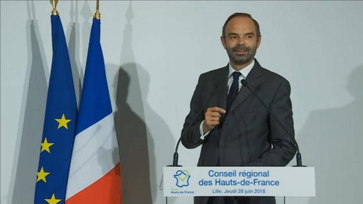 Discours à l'occasion de la signature du contrat de maîtrise de la dépense locale avec le Conseil régional des Hauts-de-France
