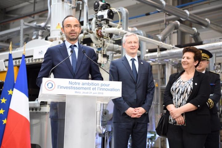 L'ambition de la France pour l'investissement et l'innovation