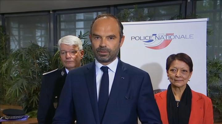Déclaration du Premier ministre, Edouard Philippe, à la suite de l'arrestation de Redoine Faïd