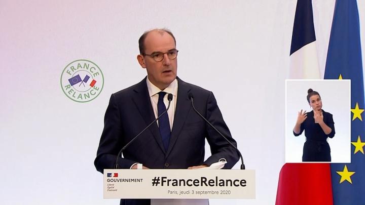 Présentation du plan France Relance