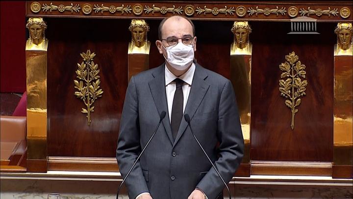 Déclaration du Premier ministre à l'Assemblée nationale sur les nouvelles mesures contre la Covid-19