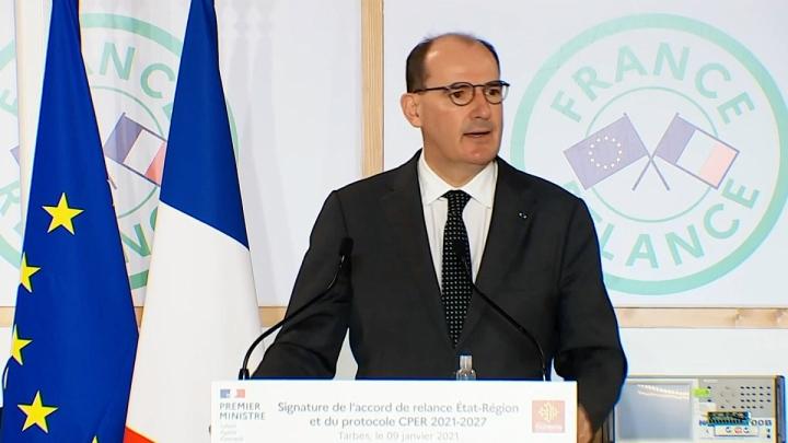 Occitanie : accord de relance État-région et du protocole CPER 2021-2027