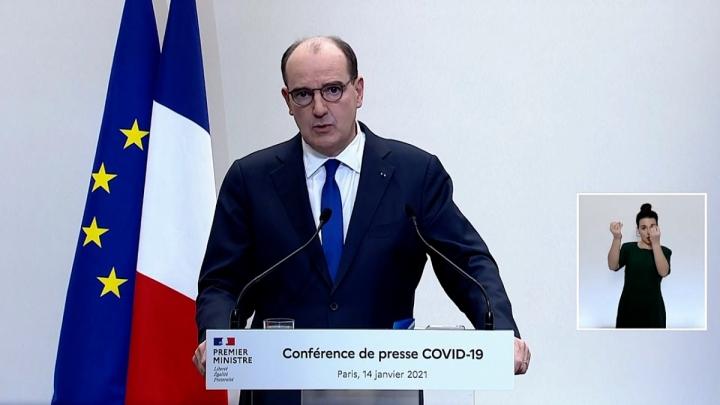 Discours du Premier ministre sur les mesures anti-Covid