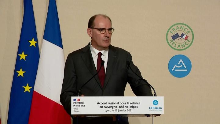 France Relance : contrat de relance entre l'État et la région Auvergne-Rhône-Alpes