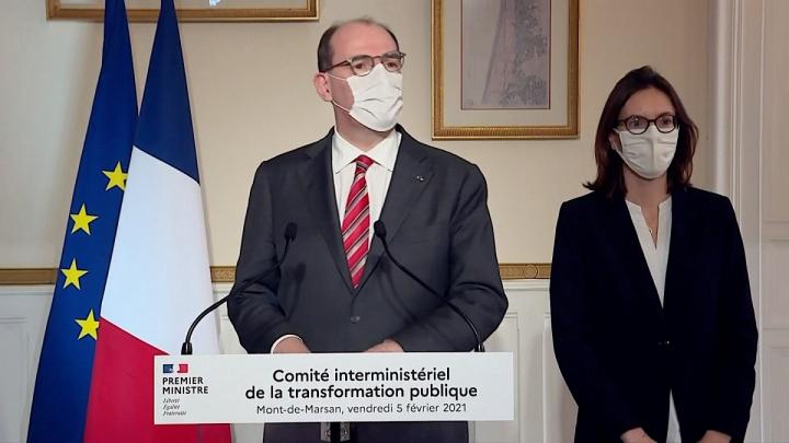 Conclusion du Comité interministériel à la transformation publique par le Premier ministre