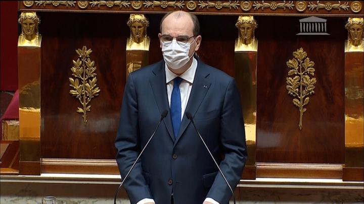 Déclaration du Premier ministre Jean Castex devant l'Assemblée nationale