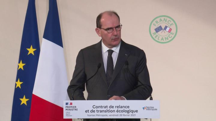 Sgnature du protocole du Contrat de relance et de transition écologique (CRTE) avec Nantes Métropole