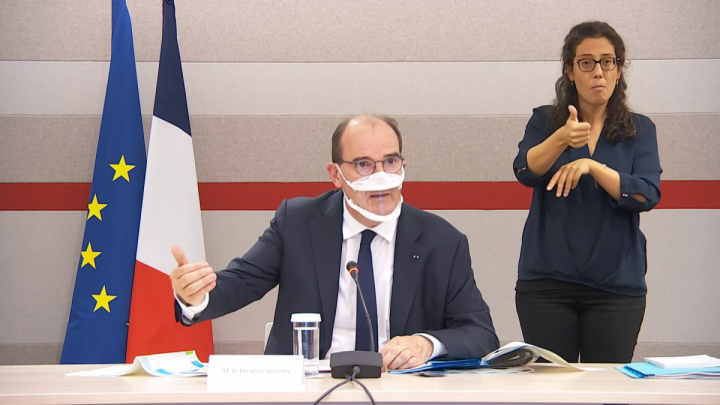 Ouverture du Comité interministériel du Handicap par le Premier ministre